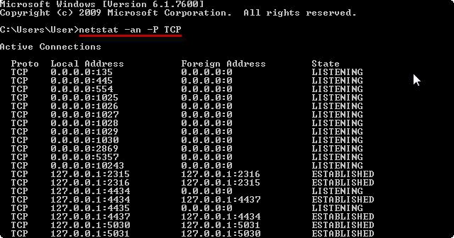 Netstat kích hoạt Remote Connection cho SQL Server 2008 thông qua internet
