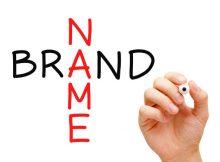 6 nguyên tắc khi đặt tên thương hiệu