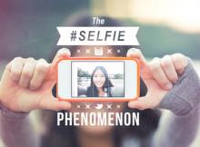 Tiếp thị bằng selfie