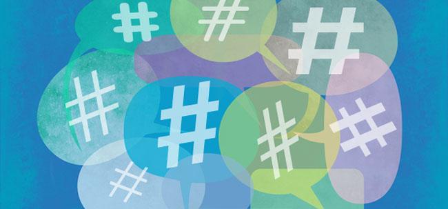 Xây dựng thương hiệu bằng hashtag