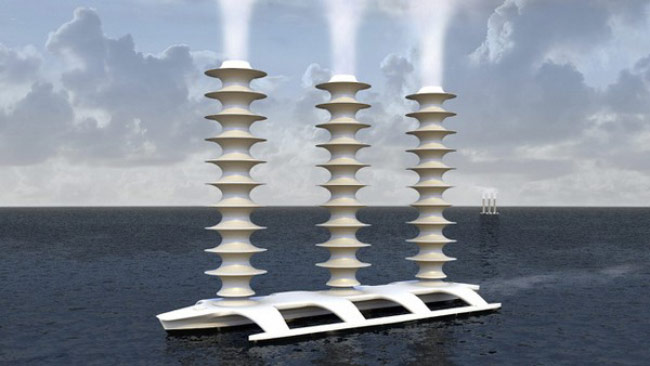 Công nghệ khí hậu (GeoEngineering) quy mô lớn đầu tiên được phê chuẩn