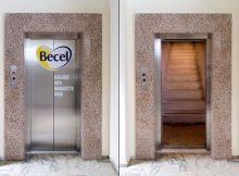 Ngỡ ngàng với những quảng cáo sáng tạo 'độc' tại thang máy