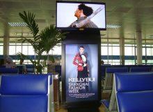 Quảng cáo ở sân bay: Chọn ga đến hay ga đi?