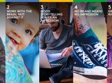 Các nguyên tắc để lại ấn tượng lâu dài cho quảng cáo