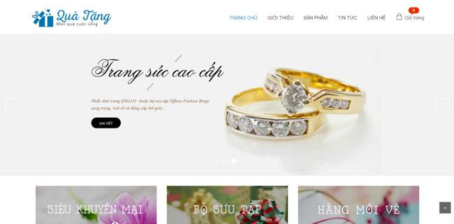 mẹo thiết kế cho một website đẹp