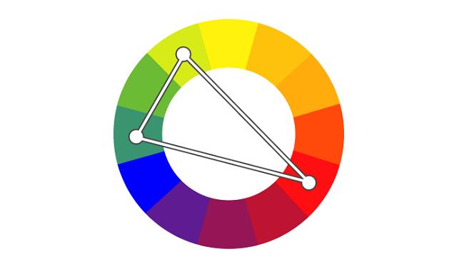 6 Bí quyết phối màu cực chuẩn cho thiết kế website