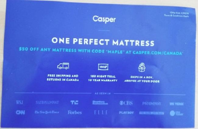 Học cách làm Marketing của thương hiệu nệm Casper