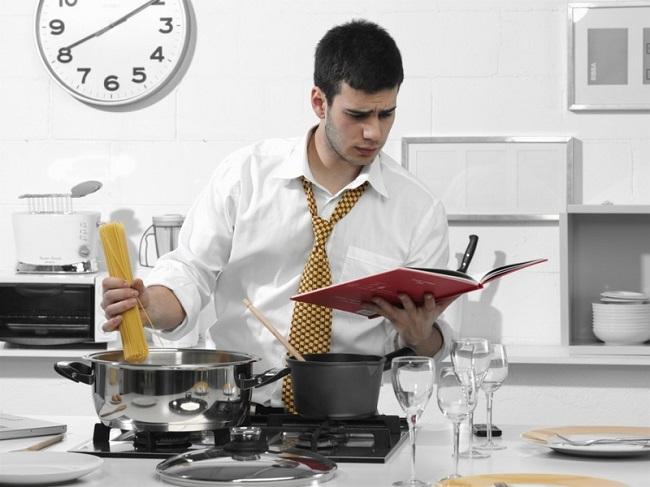 Làm Marketing cũng giống như nấu ăn