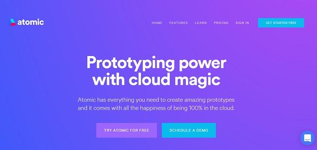 Tạo Prototype tuyệt vời bằng 5 công cụ hữu ích nhất