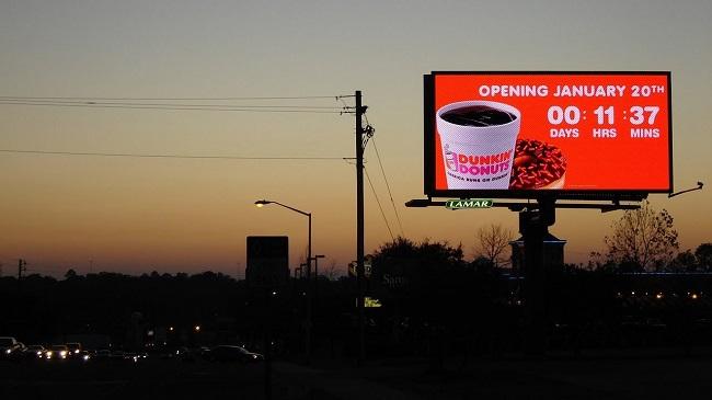 10 lưu ý tạo nên một bảng quảng cáo ngoài trời
