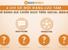 4 chỉ số cần lưu ý khi đánh giá chiến dịch digital marketing trên social media