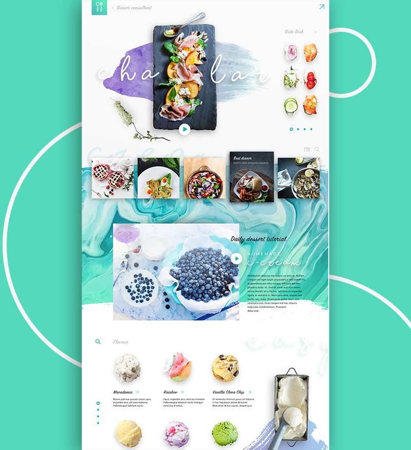 Điểm lại những xu hướng thiết kế website trong năm 2017 (P1)