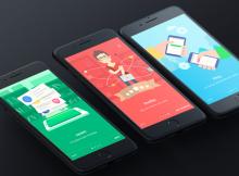 Những thiết kế mobile mang đến cho bạn cảm hứng bất tận