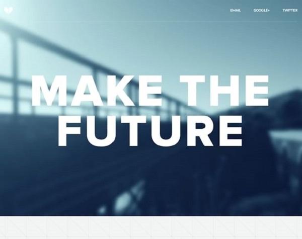 Top thiết kế web đơn giản nhưng ấn tượng nhất