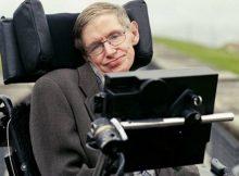 Những câu nói truyền cảm hứng của Stephen Hawking