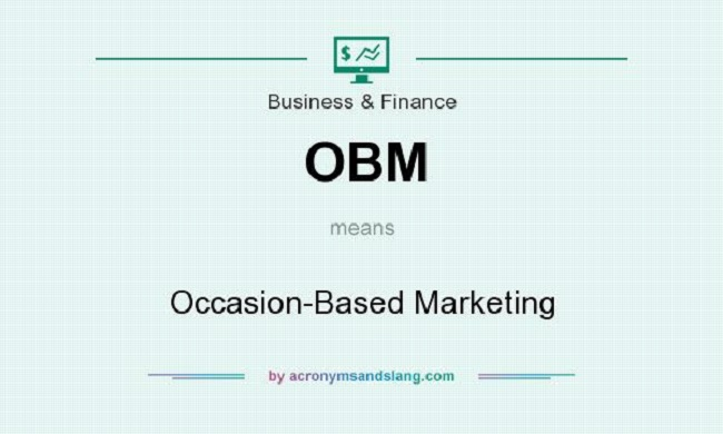 Occasion-based Marketing – Chiến lược hữu hiệu kết nối khách hàng với thương hiệu