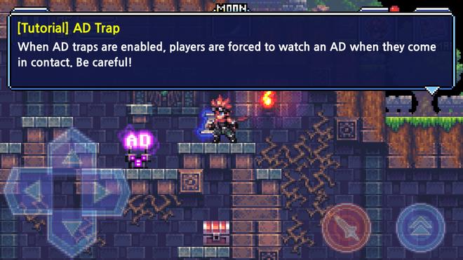 Bẫy quảng cáo trong game di động thách thức người chơi