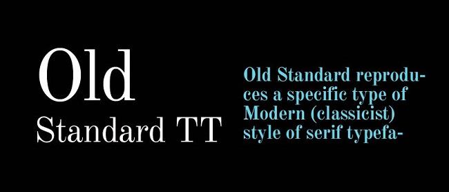 Tổng hợp những phông chữ lung linh nhất dành cho website của bạn