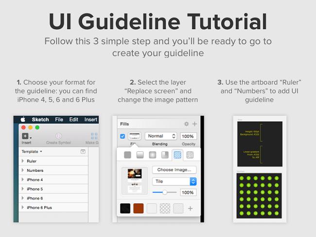 Vai trò của Guideline UI trong thiết kế trải nghiệm người dùng