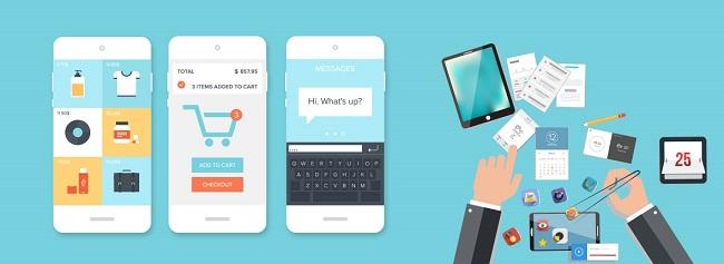Điểm danh 6 xu hướng thiết kế app mobile nổi bật nhất 2019